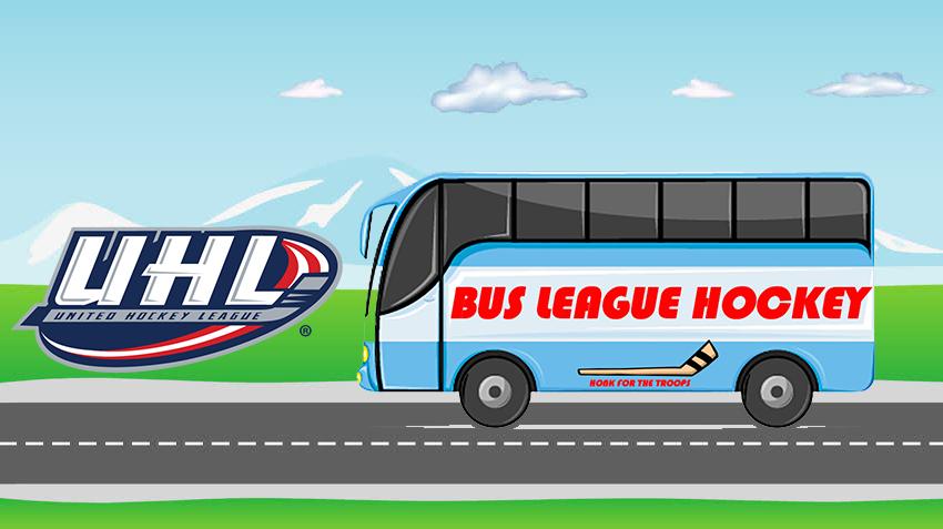 United Hockey League To Return For 2018 19 Season Bus League Hockey