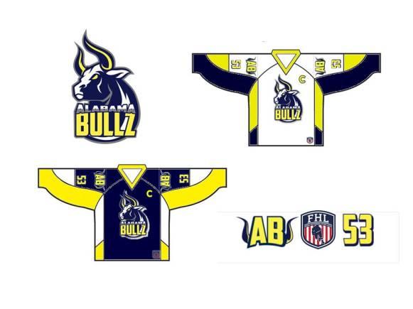bullz jersey concept